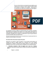 Publicidad y Pauta Digital David Bravo Doc