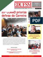 Jornal SEDUFSM Julho 2010