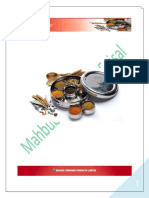 Marketingofspicepowder Astudyonsquareconsumerproductltd 140122003638 Phpapp01