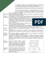 2.- Conceptos (Componentes Instalaciones Interiores)