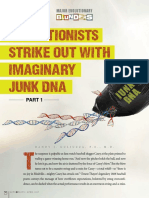 Imaginary Junk DNA p1