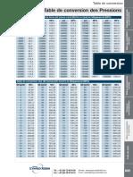 07 602 Conversions Table de Conversion Des Longueurs