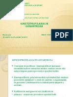 Florea Alexandru Ionut- Kinetoprofilaxia in Gonartroza