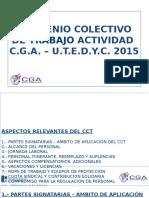 Convenio Colectivo - UTEDYC