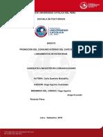 Queirolo Bobadilla Carla Promocion