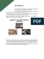 Cavitação e Contaminação de Sistems Hidraulico