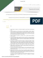 Osce-rnp Tupa - Requisitos Para Inscripcion Pendientes