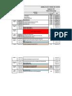 Jadwal Blok 18 Tahun 2014