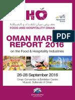 OMAN MARKET REPORT 2016
