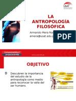 1. La Antropología Filosófica