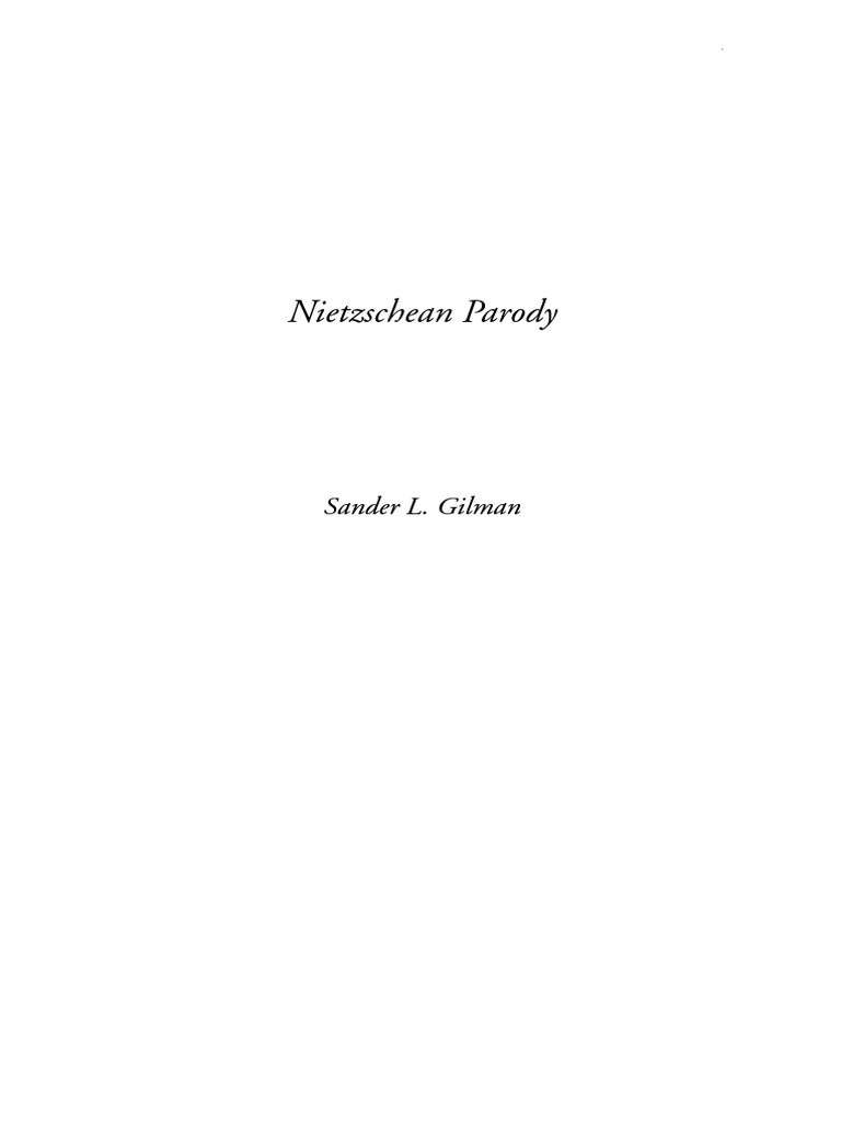 [nietzsche, Friedrich; Nietzsche, Friedrich Wilhel(bookzz)  Friedrich  Nietzsche  Laughter
