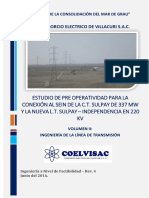 Ingenieria LT 220 kv Sulpay-Indep Rev.4