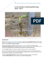5 Earthing Calculation