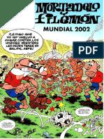 Mortadelo y Filemón (Olé) N°162 - Mundial 2002