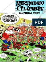 Mortadelo y Filemón (Olé) N°162 - Mundial 2002