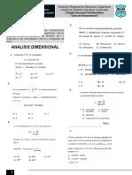Practica Para Exposicion  Analisis Dimensional