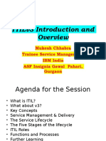 Comprehensive Ppt Guide on Itil