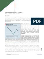 Defanging China Growth