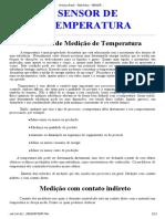 Vinicius Brasil - Eletrônica - Sensor de Temperatura