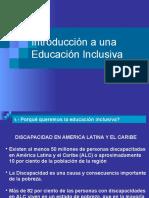 Educacioìn Inclusiva