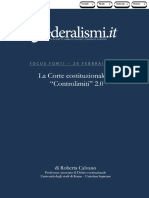Controlimiti - Roberta Calvano (Itália)