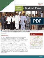 Burkina Faso BRIEF