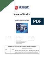 Motores Weichai