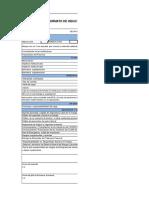 Formato de -Inducción- Re Induccion