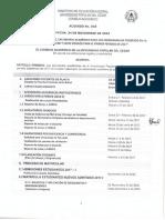 Calendario Académico 2017-1