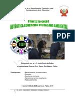 Proyecto Colpa JAVIER PRADO Danny Roy