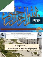 Chapitre 04 Redactiond'une bibliographie.pptx