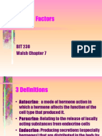 Growt Factors Wound Healing