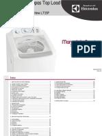 Manual de Serviço - Electrolux LT15F