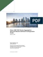 Cisco ASR1000 Sw Manual