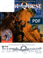 AD&D First Quest Audio CD (TSR1105)
