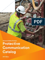 3M PELTOR Communication Catalog 2017