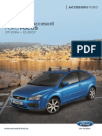 Customer Quick Guide ROURO Ford Focus 07-2004