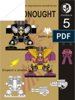 Drednought _Raven_Guard & Emperors Children