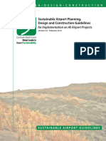 Sustainable Airport PDC Guidelines