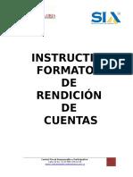 SIA-CONTRALORIAS Manual Instructivo Cuenta Anual (1)