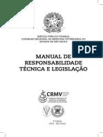MANUAL RESPONSABILIDADE DO VETERINÁRIO.pdf