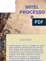 Intel Family Processor
