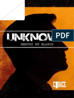 Unknown - Mentes en Blanco