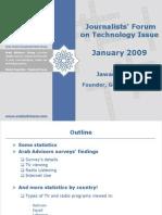 Jawad Abbassi, Arab Advisors Group - Media Connected