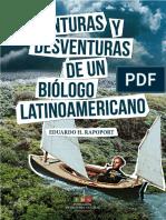 Aventuras Desventuras Biologo Latinoamericano