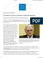 ICTY_Bosnia_ Karadzic Convicted for Srebrenica Genocide