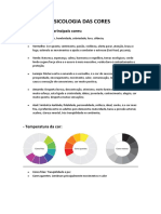 A importância, significado, impacto e psicologia das cores