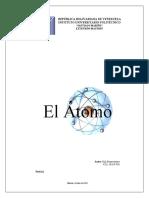70832602 Trabajo de Quimica El Atomo