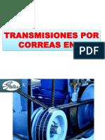 Clase 16 a Calculo de Correas en v Gates 2011