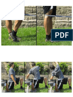 Knee Strenght and Stretch